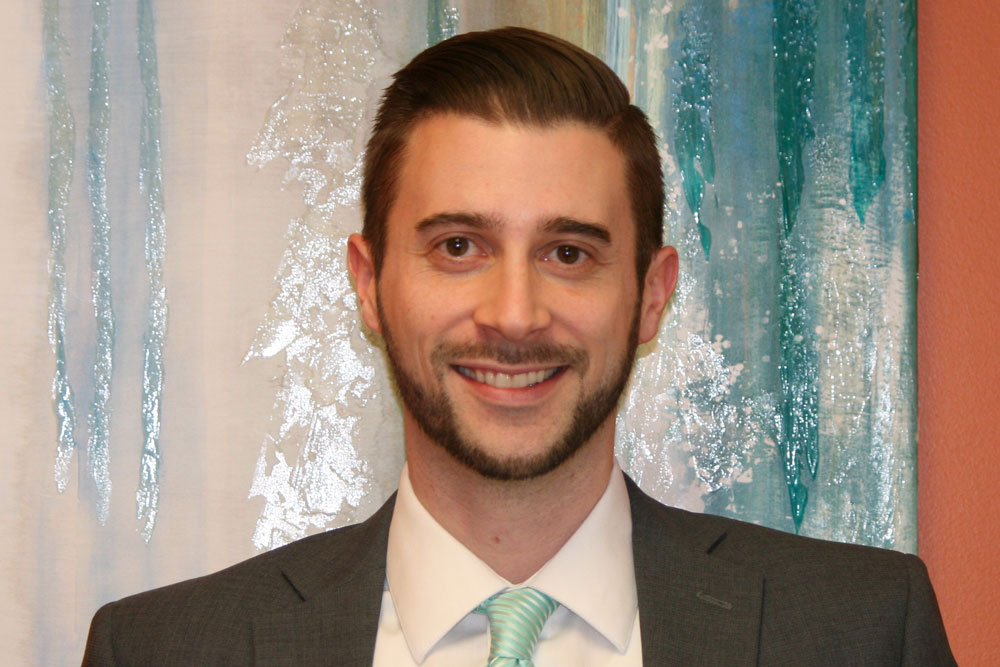 Dave Ozga, Senior Account Manager, Retirement Division, The Schuster Group