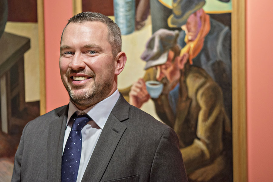 Ryan Lawless, Consultant, The Schuster Group