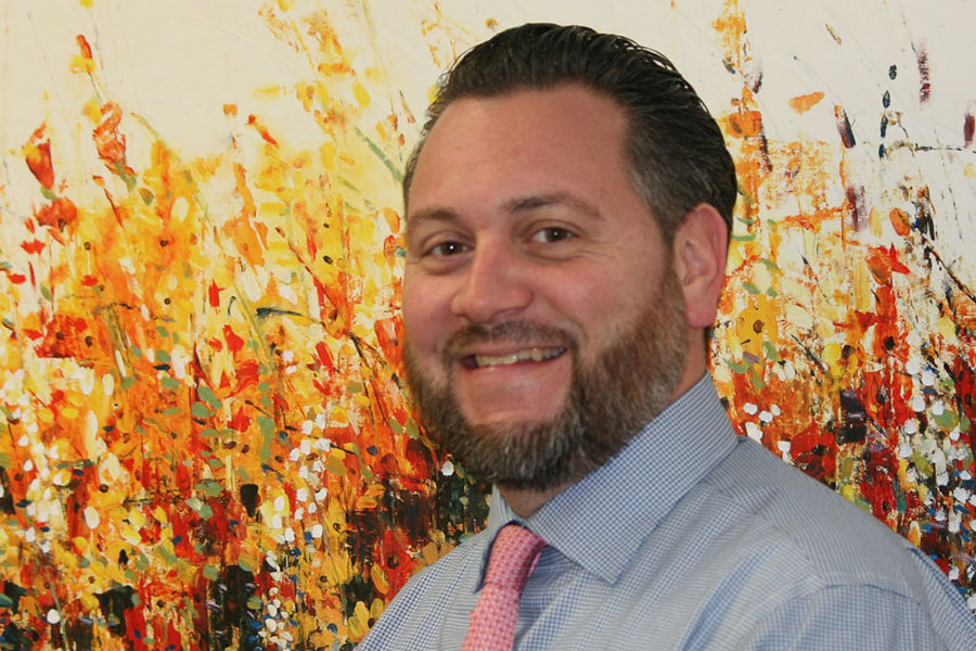 Neil Roberts, Vice President, Underwriting & Account Management