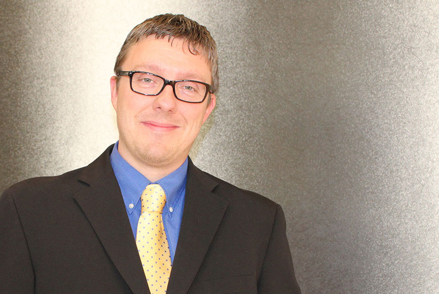 Orion Mitchell, Senior Client Associate, The Schuster Group